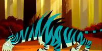 Blue-furred Feline (Samurai Jack)