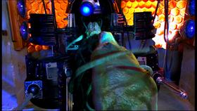 Dalek Sec, after absorbing Mr Diagoras.