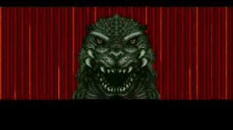 Super Godzilla Transformation