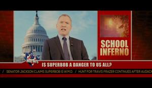 Senator Jackson spreading Propaganda