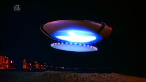 Celeste's ship arrives on Earth.