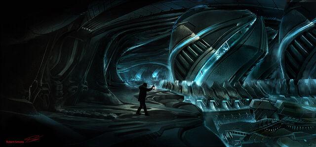 File:The Thing- Pilot Ship Interior.jpg