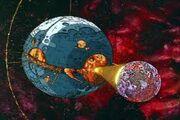 Unicron Planet