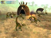 Tribal Willosaur