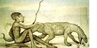 Lizard Herder (All Tomorrows)