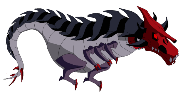 File:Tyrannopede pose.png