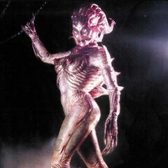 Eve's alien form (whole)