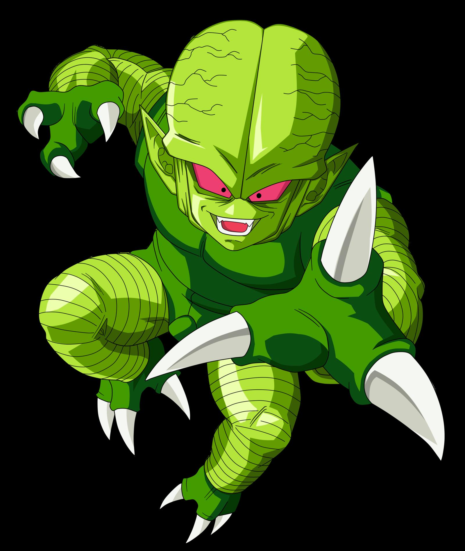 Dragon Ball Z Cartoon Characters Names : Saibamen alien species fandom powered by wikia
