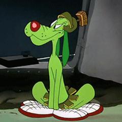 Martian Dogs<br />(<i>Looney Tunes</i>)