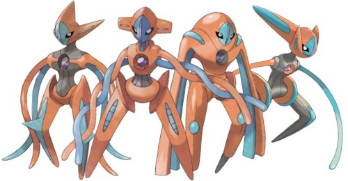Deoxys | Alien Species | FANDOM powered by Wikia