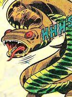 Serpent-beast