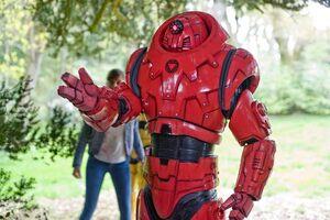 Red Automaton