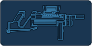 Prototype rifle icon