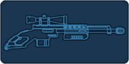 Marksman rifle icon