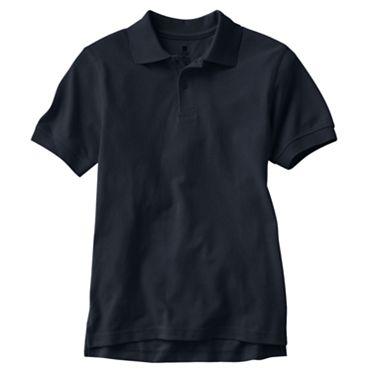 File:SHMS Uniform 7th grade Navy Short Sleeve top.jpg