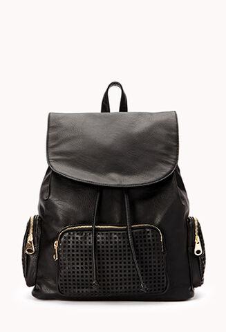 File:Minimalist Faux Leather Backpack.jpg