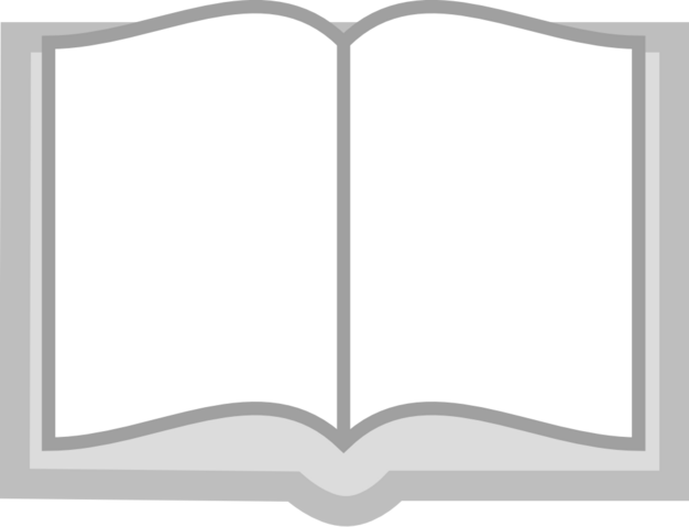 File:Open book grayscale-999px.png