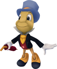 Jiminy Cricket KH