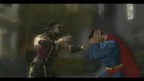 Mortal Kombat vs. DC Universe Trailer (HD)