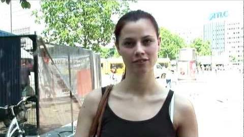 Alles Was Zählt - Interview mit Katharina Fecher