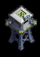 Gun tower 06