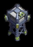 Gun tower 08