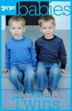 Trevor Martin - Twins