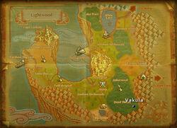 Vakula map