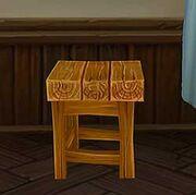 Inconspicious Chair