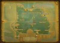 Aseeteph treasure map