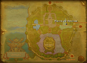 Pierre deDesirae map
