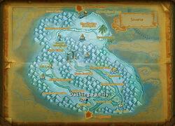 Dashing family map