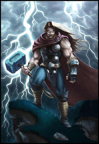 File:Thor - the God of Thunder.jpg