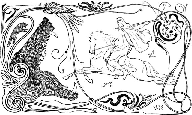 File:Fenrir and Odin by Frølich.jpg