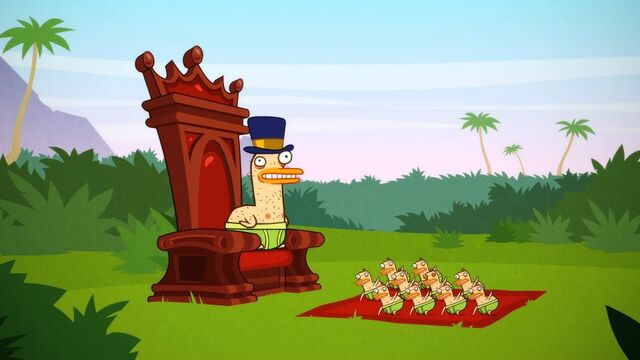 File:Duck and his army of mini ducks.jpg