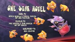 One Star Hotel Title Card