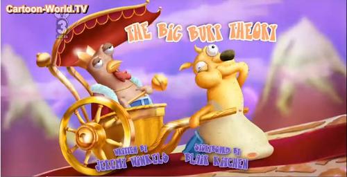 The Big Burp Theory