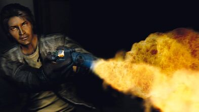 Flamespray