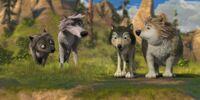 Omega Wolves