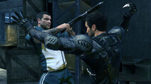 Alpha Protocol Karambit in Action