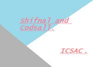 Goverment logos Shifnal and Codsall (Mercia UDI 1995)