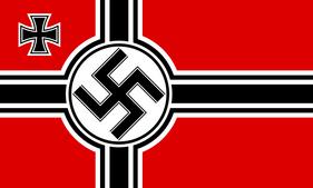 War Flag of the German Reich