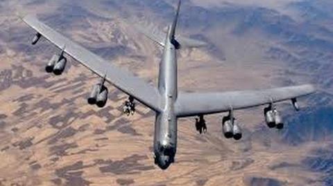 B 52 Bombers Vs Vietnamese SAMS
