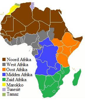 Bestand:De Drie Tijden, Afrika in 2009.png