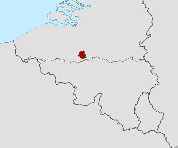 Bestand:Locatie van Brussel.png