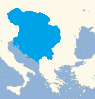 Czech empire furthest extent -SEE