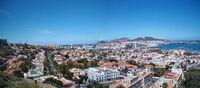 Las Palmas panorama