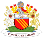 File:150px-Coat of arms of Manchester City Council.png