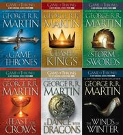 ASOIAF six books