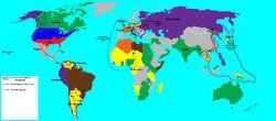 Althist WWII world